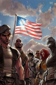 G.I. Joe America's Elite I