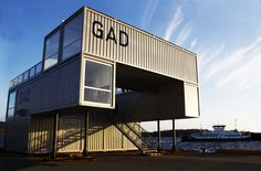 container home - GAD