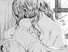 Image about girl in drawing by Lena on We Heart It - Trend Zeichnungen Mdchen 2020 Manga Anime, Art Manga, Anime Couples Manga, Art Anime Fille, Anime Art Girl, Anime Girls, Aesthetic Art, Aesthetic Anime, Arte Peculiar
