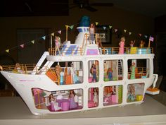 Glamour Gals Cruise Ship. Always wanted it. Never got it. Sigh.