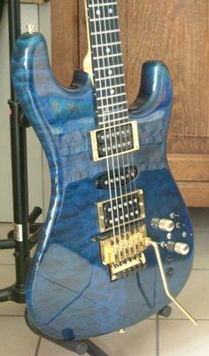 Warmoth Custom Guitar Parts - Customer Gallery #vintageandrare #vintageguitars #vandr