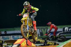 SX - Vídeo: A final da sexta ronda do Arenacross UK Motosport, Motocross, Finals, Samurai, Portugal, Summary, Running, Auto Racing, Dirt Biking