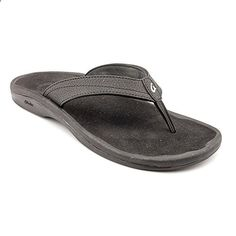 be83b0c5743ced OluKai Women s Ohana  Sandal  Black  Black Women s Size 9. More description