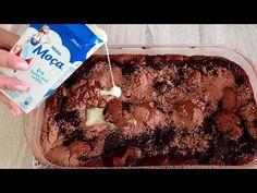 Cel mai bun tort de ciocolată pe care l-am mâncat vreodată! Tortul doamnei Vera [Activează legenda] - YouTube Food Cakes, Best Chocolate Cake, Cake Fillings, Gluten Free Cakes, Cobbler, Easy Desserts, Cake Recipes, Easy Meals, Food And Drink