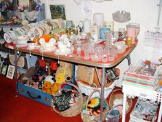 Rosemont Collectables Lismore vintage shop