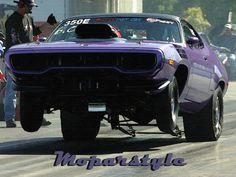 purple,mopar,wheelie,,pin it