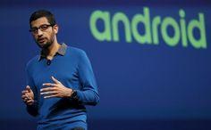 Google CEO Sundar Pichai to launch Android One part 2…By : Saadda Haq