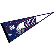 New York Giants Official NFL 30 inch Large Pennant