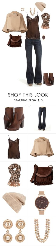 """""""Untitled #8352"""" by erinlindsay83 ❤ liked on Polyvore featuring Frye, Spoon Jeans, Gold Hawk, Chloé, Charlotte Russe, Hinge, Olivia Burton, Chanel and powerlook"""