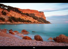 Cap Canaille, Cassis, France -