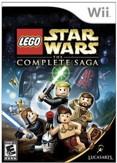Star Wars LEGO Video Game wow on sale a and a great deal