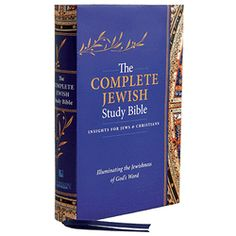 Learn more about the Complete Jewish Study Bible from Hendrickson Publishers Inductive Bible Study, Hebrew Names, Scripture Reading, Names Of God, 49er, Jesus Is Lord, Study Notes, Study Materials, Torah
