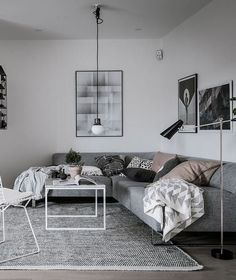 Love this gorgeous living space | Bjurfors
