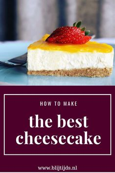 Best Cheesecake, Good Food, Yummy Food, Breakfast Smoothies, Kitchen Tips, Cheesecakes, Foodies, Muffins, Frozen