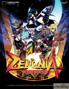 Zenonia: RPG Huyền Thoại Dành Cho Di Động
