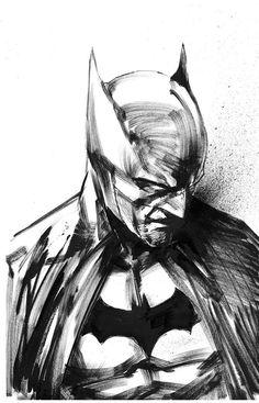 "rhubarbes: "" Batman by Elia Bonetti """