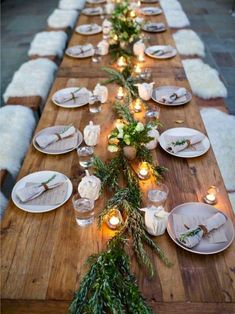 rustic kinfolk wedding table Related posts:Lynchburg Virginia Magical Woodland Wedding as seen on Hill CIty Bride.chic vintage rustic wedding seating chart ideas 3 LARGE METAL LETTER Zinc Steel Initial Home Room Decor Signs Letter Vin. Thanksgiving Table Settings, Christmas Table Settings, Christmas Table Decorations, Wedding Table Settings, Happy Thanksgiving, Thanksgiving Wedding, Rustic Thanksgiving, Holiday Decor, Autumn Decorations