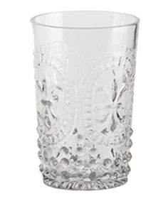 Look at this Clear Renaissance Juice Glass - Set of Four on #zulily today!