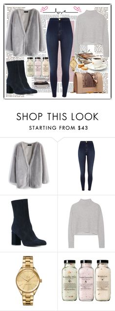 """""""👜"""" by alinnas ❤ liked on Polyvore featuring Chicwish, River Island, Marni, Line, Elie Saab, Lacoste and Crosley"""