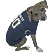 San Diego Chargers Navy Blue Dog Jersey #Football #NFL #NFLDogProducts #NFLPetProducts #DogProducts #PetProducts #SanDiegoChargers #SanDiegoChargersDogs #SanDiegoChargersPets #Chargers #Animals #Dogs #Pets #AdorabullBulldogs #PawsativeParents