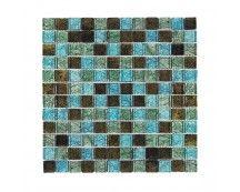 Arabia Blue Mosaic 30x30 - Al-Murad Tiles