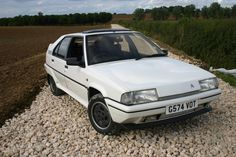 Citroen BX 16 Valve (Phase one)