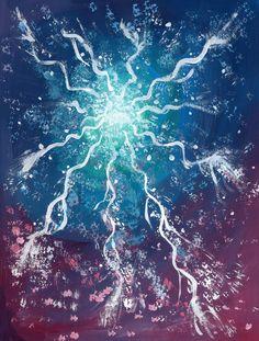 """DAMA DE LAS ESTRELLAS"" by Daniel Reynoso (Ankhsethamon). acrylic painting Celestial, Painting, Outdoor, Stars, Paintings, Outdoors, Painting Art, Outdoor Games, Painted Canvas"