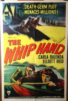 Sci-fi   Original Vintage Movie Posters