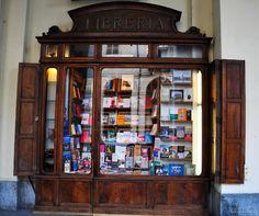 Bookstore in Torino