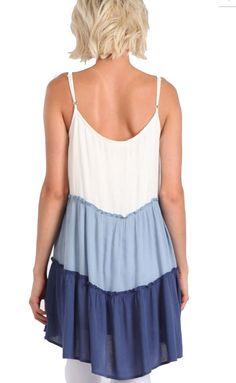 Dreamy Sun Dress - Le Boutique Shop