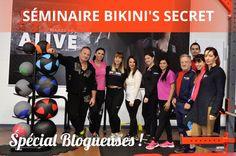 Une journée au séminaire Bikini's Secret de Nathalie Mur | Musculation au féminin