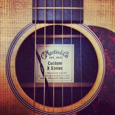 Own a Martin Guitar - Someday.