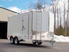 contractor trailer