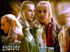 Haldir is one of my favorite elves