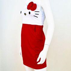 Hello Kitty Dress at JapanLA