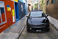 Peugeot 206, Palermo, Batman, Vehicles, Car, Sports, Black, Stuff Stuff, Hs Sports