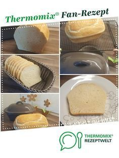 Ein Thermomix ® Rezept aus … Toast bread super fluffy by Sandra cooks and bakes. A Thermomix ® recipe from the category Bread & Rolls on www.de, the Thermomix® Community. Cooking Chef, Slow Cooking, Cooking With Kids, Cooking Time, Cooking Turkey, Cooking Bacon, Pampered Chef, Pork Chop Recipes, Crockpot Recipes