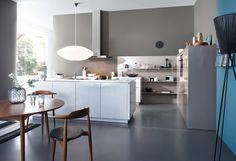 Style contemporain › Cuisines › Cuisines | LEICHT – Cuisines aménagées de marque de LEICHT Küchen AG