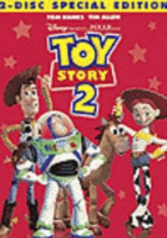 Toy story 2. Rated G. http://libcat.bentley.edu/record=b1269122~S0