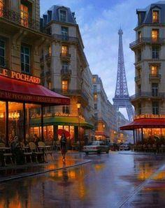 Una tarde en París