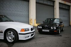 Having a Favorite BMW is a Black-or-white Issue • Petrolicious