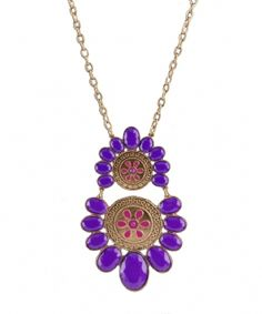 Shop the Look Mayan Necklace