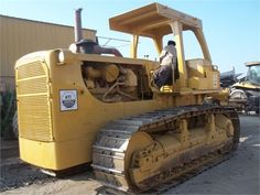 Get Best Deal on Used 1982 #Caterpillar SA #Dozer with Free Price Quotes by ATI Machinery Inc. for $ 59500 in Five Points, California, USA. This is very popular machinery model across the world. It's already used very hardly and still working very nice with Cat D8k Sa Tractor. Drawbar And Direct Drive Transmission. New Engine. You can find more details and images At: http://goo.gl/z1abPR