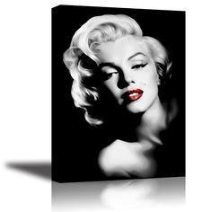 Quadro Marilyn Moroe Draw | Quadros Decorativos | Pinterest ...