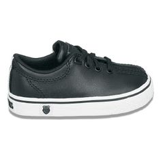 K-Swiss Clean Laguna Vnz Tod Shoes (Black/White/Gum) - Kids' Shoes - 7.0 M