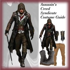 Assassins Creed Syndicate Jacob Frye Costume Coat Guide