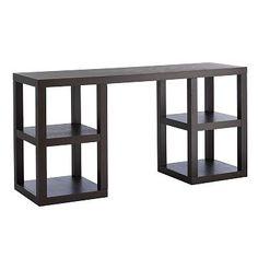 $254 - West Elm 2x2 Console Desk.