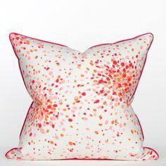 South Beach Collection Mango Tango Pillow