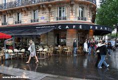 Café Français next to Place de La Bastille.
