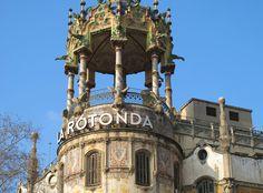 Torre Andreu | La Rotonda | Barcelona